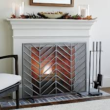 71 best fireplace screens images on fireplaces