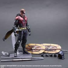 motocross action figures xinduplan dc comics play arts kai justice league batman arkham