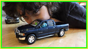 dodge ram toys toys review unboxing diecast maisto dodge ram truck for