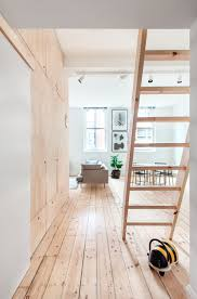 Japanese Minimalist Living by Capitol Hill Loft By Shed Architecture Design Wave Avenue Awesome
