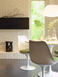 Modern Brick Wall by Create A Chic Statement With A White Brick Wall