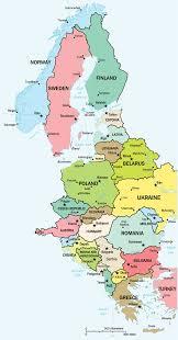 Map Of Eurpoe Maps Of Europe Best Roundtripticket Me
