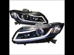 honda civic headlight rvinyl com how to install 2012 honda civic led bar projector