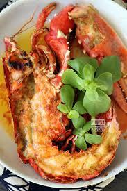 cuisiner homard surgelé homard au beurre de combava piment oiseau