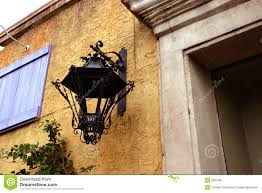 wrought iron light fixture royalty free stock image image 268446