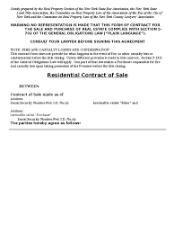 Free Real Estate Sales Contract Template sale contract template 20 free templates in pdf word excel