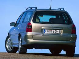 opel vectra b 1996 vectra b caravan 1 8i 16v 115 hp automatic