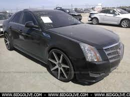 used 2010 cadillac cts used 2010 cadillac cts luxury collection d sedan 4 door car from