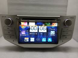 2005 lexus rx330 accessories 7 inch car dvd car radio suitable for lexus rx330 350 2005
