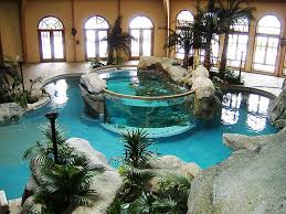 Cool Houses With Pools Best 25 Indoor Pools Ideas On Pinterest Dream Pools Inside