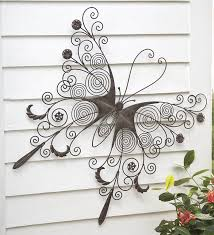 large metal butterfly wall my style metal