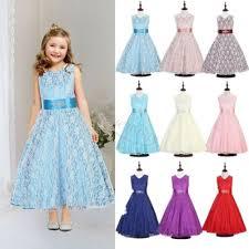 graduation dresses for kids kids toddler flower girl princess gown formal dress wedding