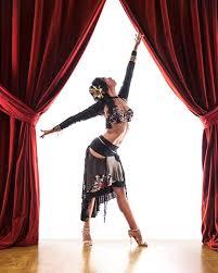 Curtain Dancing Sol Dance Center
