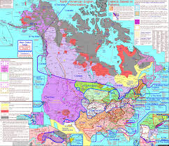 Canada And Us Map by Dialect Map Of U S Shows How Americans Speak By Region Image