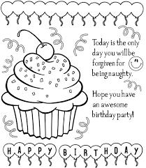 enjoy teaching english birthday cards printable