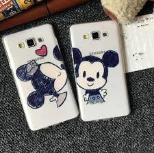 buy wholesale unique mickey mouse silicone casers samsung