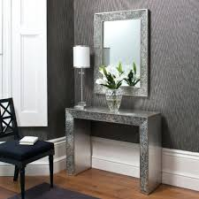 Low Console Table Console Tables Classy Elegant Console Table Mirror Design