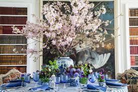 easter tabletop an easter tabletop by carolyne roehm la dolce vita