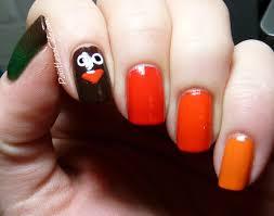 thanksgiving turkey nail art thanksgiving day nail art image collections nail art designs