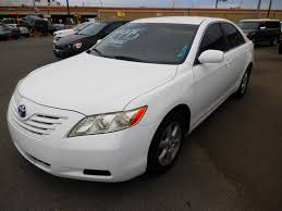 2007 toyota camry le 4drs sedan chico u0027s motors affordable used