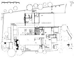 Eames House Floor Plan Mai 2014 Archigraphie