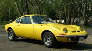 opel kadett rally car the opel gt a history