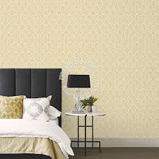 golden royal wallpaper for house deco furniture u0026 decoration for