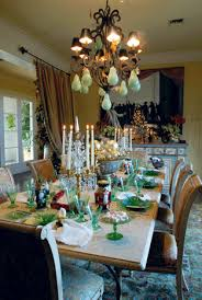 New Orleans Decorating Ideas Anyone Can Decorate Christmas Dining Table Decorating Ideas
