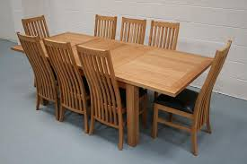 oak kitchen table and chairs dining table oak extending dining table and 8 chairs table ideas uk