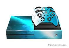pattern of white clouds in streaks e skins xbox one gaming console skin poly pattern plaid red and blue
