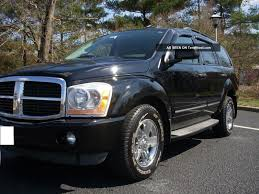 2004 dodge durango limited review photo and video