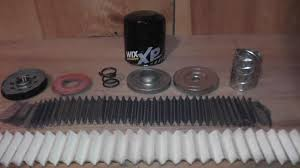 nissan 350z k n oil filter wix xp oil filter review and specs youtube