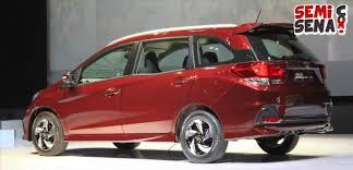 Interior Mobilio Specifications And Latest Price Honda Mobilio Rs