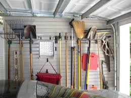 diy pegboard garage organization ideas for small and low ceiling