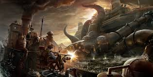 steampunk halloween background kraken wallpaper steam punk kraken wallpapers steam punk kraken