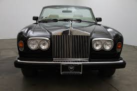 bentley corniche convertible 1986 rolls royce corniche ii beverly hills car club