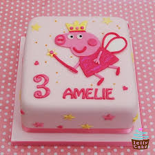 Cake Decorating Equipment Uk Princess Peppa Pig Cake By Www Jellycake Co Uk Via Flickr