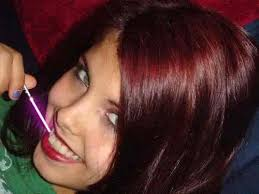 Light Burgundy Hair Burgundy Hair Toy Light Saber Medium Hair Styles Ideas 40269