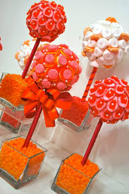food bouquets the worlds cutest candy centerpieces arrangements candy bouquets