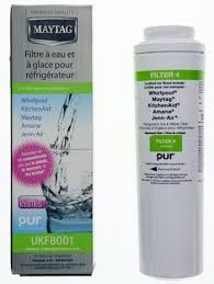 Kitchen Aid Water Filter by Maytag Refrigerator Water Filters How Often To Replace Filter