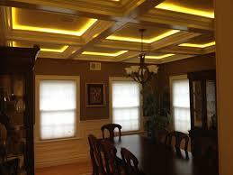 coffer ceilings dining room coffered ceiling createfullcircle com
