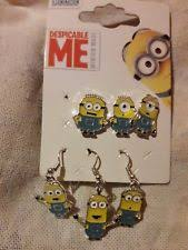 minion earrings minions earrings ebay