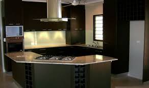 combination of european style kitchen cabinets design with