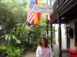 Bed And Breakfast In St Augustine St Francis Inn Where We Stayed In St Augustine Fl Picture Of