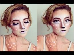 fawn makeup tutorial cute u0026 easy i know this is for a