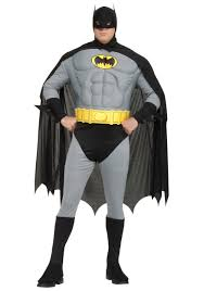 Size Woman Halloween Costume Size Batman Costume Men