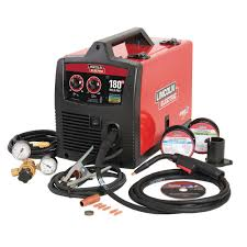 Home Depot Pro Extra by Lincoln Electric 180 Amp Weld Pak 180 Hd Mig Wire Feed Welder With