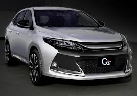 lexus harrier toyota harrier got smarter special model