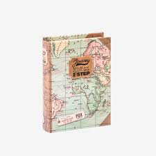 Map Book Once Upon A Time Maps Book Box