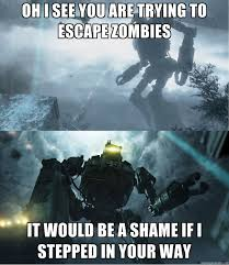 Zombie Meme Generator - of duty zombies robot meme by luke1993 on deviantart
